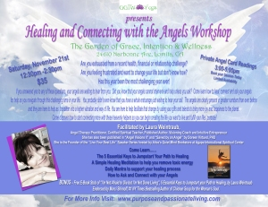 Angel Workshop at GGIW